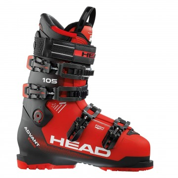 Buty narciarskie Head ADVANT EDGE 105 RED/BLACK